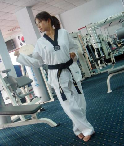 《跆拳道教程》作者,中韩联盟黑带精英跆拳道协会