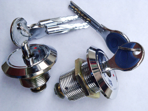 保险柜锁锁心