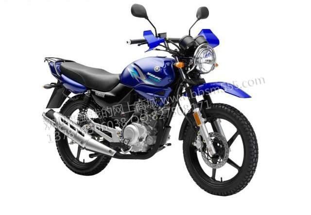 雅马哈 摩托车越野版 jym125 b 雅马哈 摩托系 雅马哈摩托高清图片