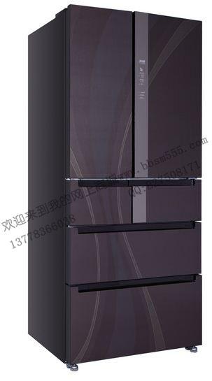 美菱冰箱 雅典娜系列-bcd-418wp9b