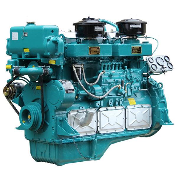 型 号: T6138CzU 额定转速: 1500 r/min 额定功率: 141.7 kW 缸 数: 6 缸径*行程: 138 mm*168 mm 最大功率: 155.8 kW 燃 油 耗: 208 g/kW·h 通检方式: 船检 类 别: 船用柴油机 进气方式: 自然吸气 外形尺寸: 1452 mm × 797 mm × 1194 mm 产品介绍: 产品规格: