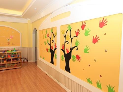 幼儿教师墙面布置设计图片展示_幼儿教师墙面布置图片