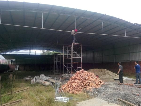 大竹华俊彩钢钢结构工程有限公司