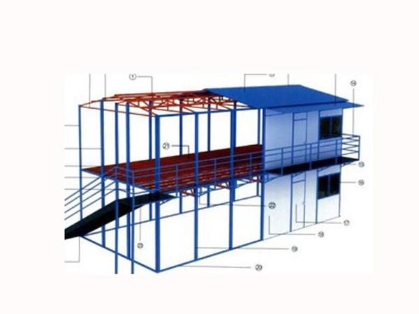 大竹/彩钢活动板房