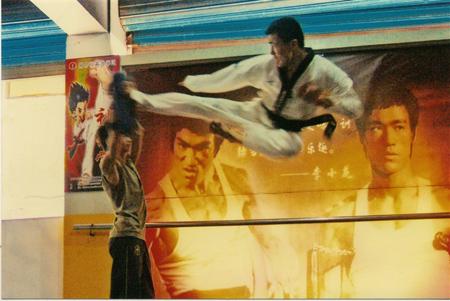 教练特技-达州市黑带精英跆拳道(达州跆拳道)