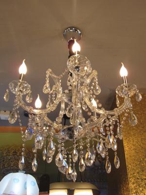 花式水晶吊灯-达州灯饰|灯具|达州银河灯饰